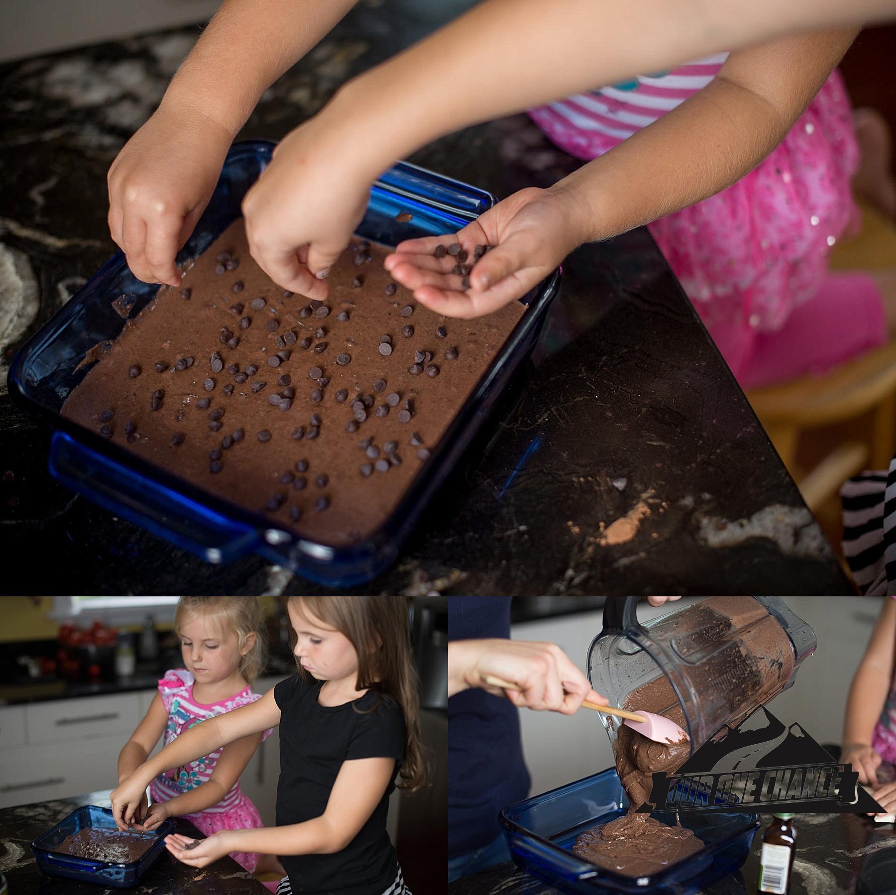 Black Bean Chocolate Brownies | Top 8 Allergen Free -