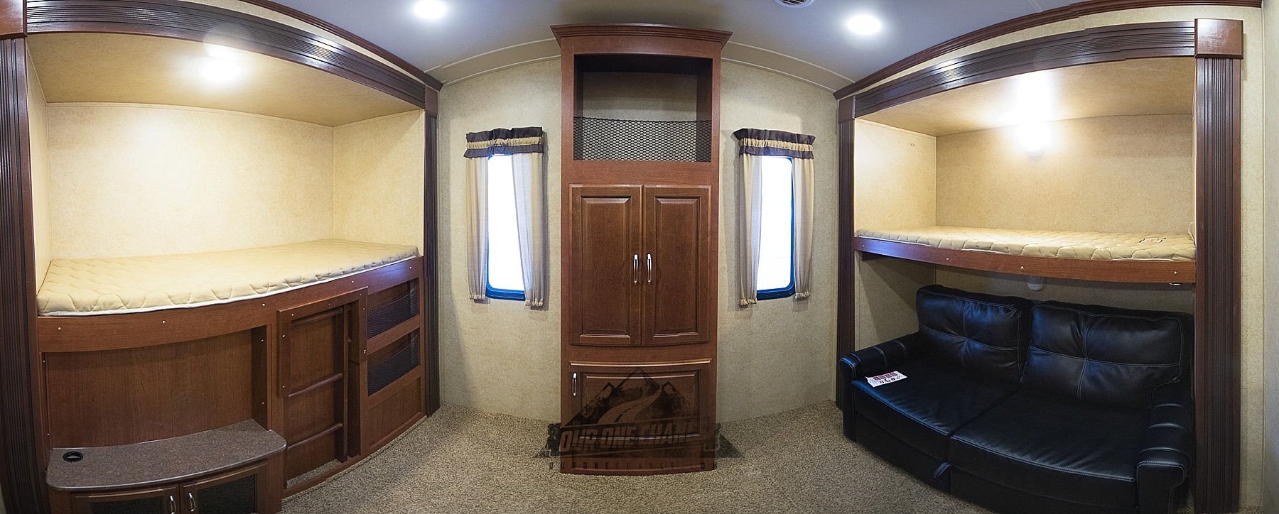 Adding Cabinets To The Rv S Bunk House