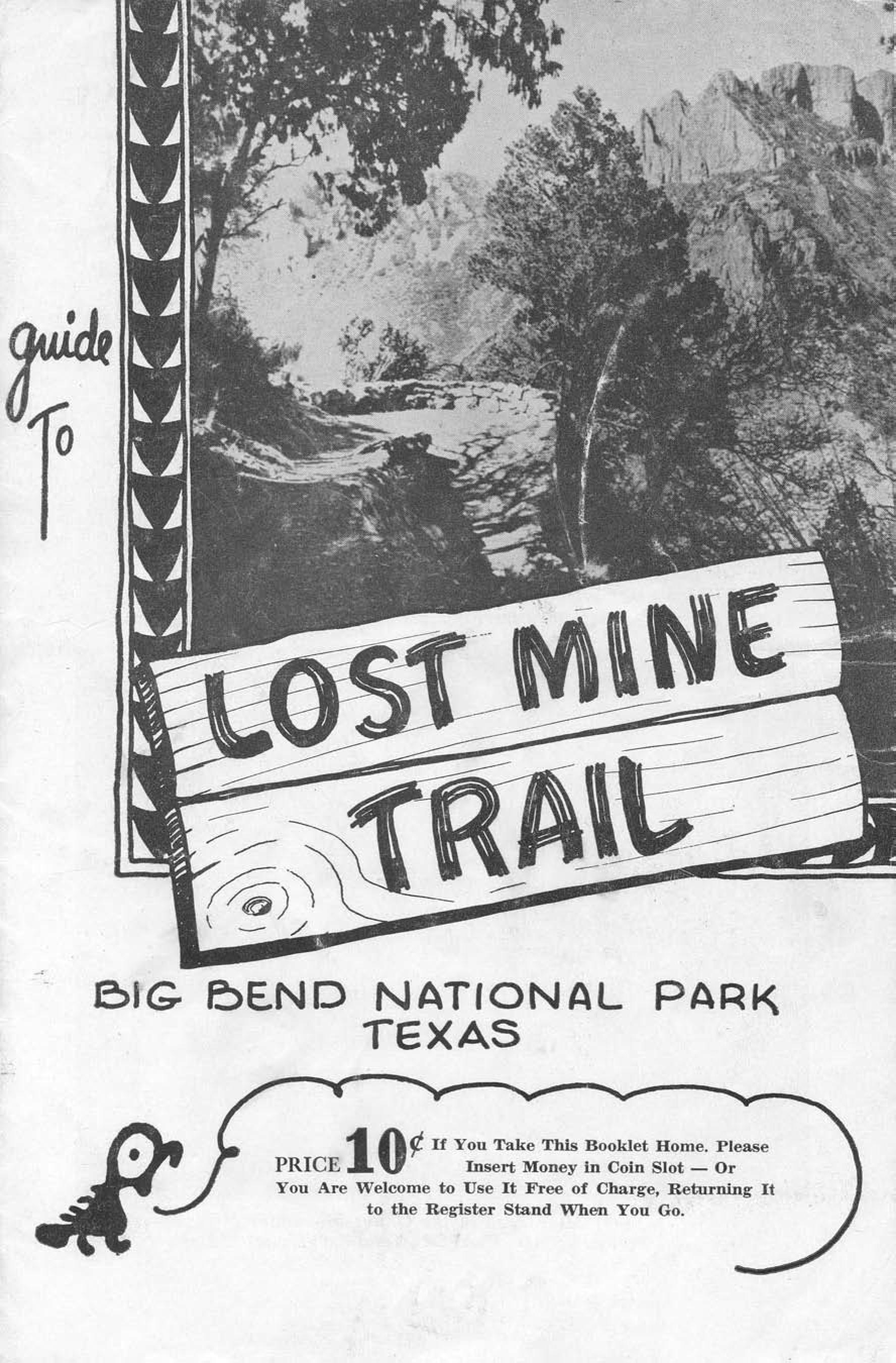 Vintage National Park Guide